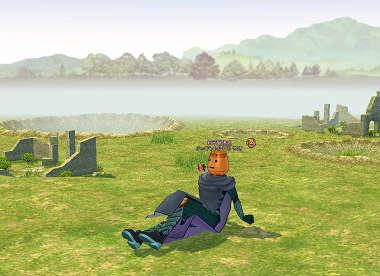 マビノギ_マビノギに「アラド戦記」や「メイプルストーリー」のキャラクターが登場!