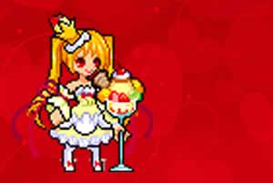 チビクエスト、チョコをあげてデートマップに行こう!チビクエバレンタイン祭り開催中!!