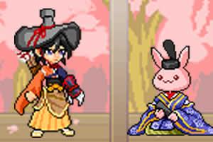 チビクエスト、「桃の節句ひな祭り」イベントを開催!武将になれるお楽しみボックスも新登場!