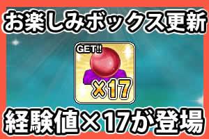 チビクエスト_お楽しみボックス更新、オータムβ販売開始!