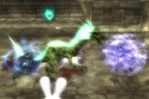 Wizardry Online、新ダンジョン「バビリム空中庭園」 後篇実装!「秋の精霊祭」2本同時開催!