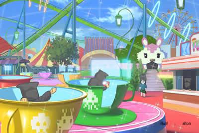 ELYSION、6月20日よりグランドシナリオ『遊園地』公開!大規模作戦も最終行動入力開始!