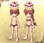 剣と魔法のログレス_二周年ケーキ帽子