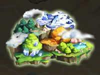 剣と魔法のログレス_限定マップ「イベンアイランド」