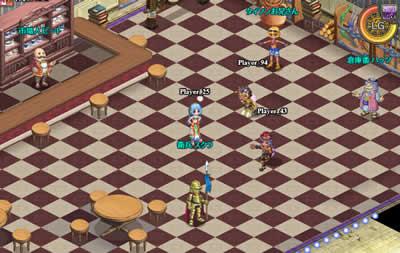 剣と魔法のログレス_VIPルーム