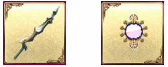 剣と魔法のログレス_「セイバーの大剣」「キャスターの鏡」