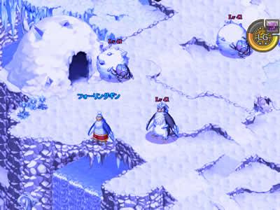 剣と魔法のログレス_新秘境「忘失の大雪原」