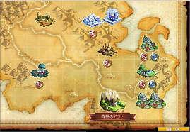 剣と魔法のログレス_アジトへの移動はワールドマップから可能