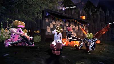 マビノギ英雄伝_「マビノギ英雄伝」2013年ハロウィンイベント開催!