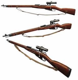 カウンターストライク_WW2シリーズ武器画像
