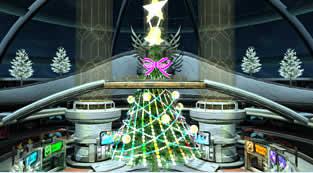 ファンタシースターオンライン2(PSO2)_クリスマスロビー