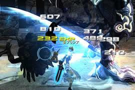 ファンタシースターオンライン2(PSO2)_新クラフトシステム「PAカスタマイズ」斬撃モーション