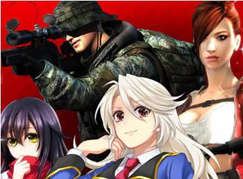 スペシャルフォース2、2014年2月14日だけバレンタイン限定無料ガチャ開催!限定武器を無料で入手!