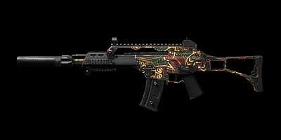 スペシャルフォース2_「パンドラボックス�U」新レア武器「G36C Pandora FX」