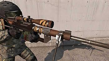 スペシャルフォース2_「CheyTac M200 Hunter」