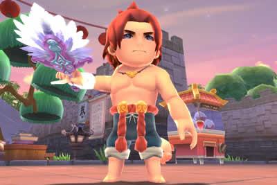 ぎごしょくマスター、ゲーム内商店の更新により「夢幻着せ替え武器+」が手に入る福袋が登場!