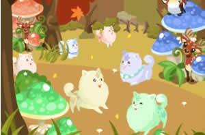 虹色どうぶつ園、虹色秋祭りがバージョンアップ!イベントクエストを期間限定で追加実装!