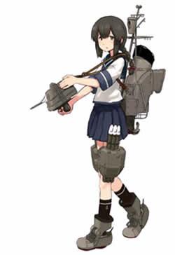 特型駆逐艦 磯波