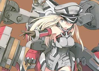 艦隊これくしょん、初の海外艦!ドイツの新艦娘3隻実装!「Extra Operation」新海域登場!