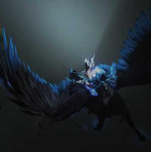 アーキエイジ_「冥王の天馬」画像