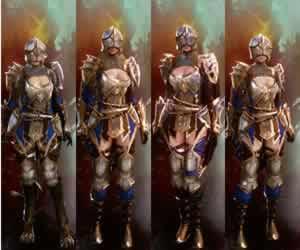 ArcheAge(アーキエイジ)_闘王の鎧