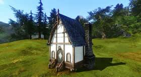 アーキエイジ、夢のマイホーム