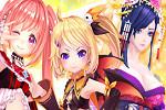 幻想神域、期間限定「幻神リンク」イベント開催!更に、ギルド機能を大幅にパワーアップ!