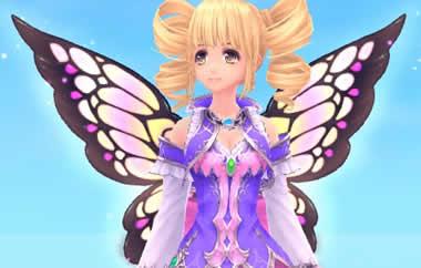 幻想神域 -Innocent World-_期間限定販売新アバターBOX「アゲハ蝶の羽BOX」など販売