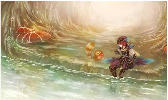 幻想神域 -Innocent World-2位「魁兵衛様」の作品