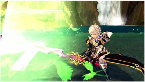 幻想神域 -Innocent World-_強力な新武器「太刀」