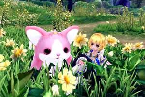 幻想神域 -Innocent World-_限定ペット「さくらラット」