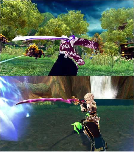 幻想神域 -Innocent World-_新武器「太刀」