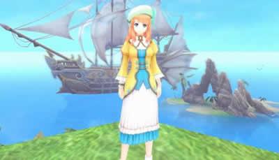 幻想神域、第6弾は美少女『ゆみちゃん』をプレゼント!