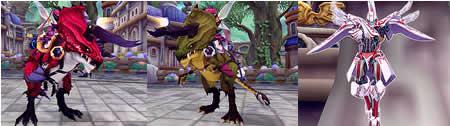 幻想神域 -Innocent World-_「秘宝のてくてくザウルス」「てくてくザウルス」「新幻神 <ヘレネスの英雄>アキレス」