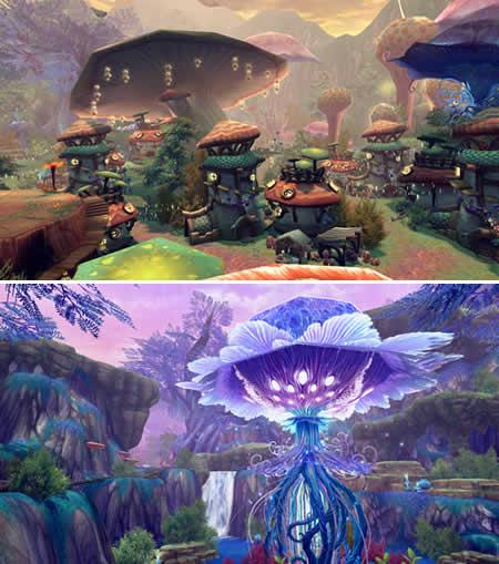 幻想神域 -Innocent World-_新マップ「メルーニャの森」新ダンジョン「テダの遺跡」
