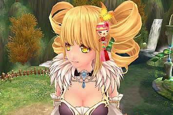 幻想神域_ちまきイベント報酬「スプラティの髪飾り」