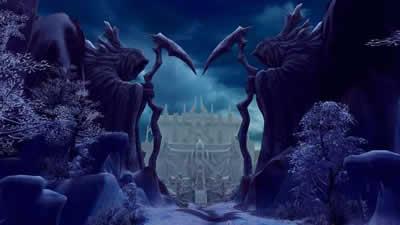 幻想神域 -Innocent World-_氷原の辺境