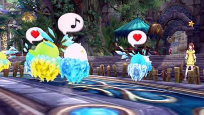 幻想神域 -Innocent World-_「夏祭りイベント」プラム当てゲーム
