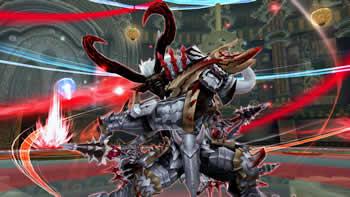 幻想神域 -Innocent World-、天空の塔第25層のボス