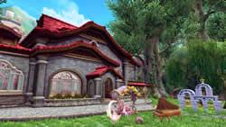 幻想神域 -Cross to Fate_自分だけのオリジナルハウスを作ろう