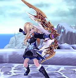 幻想神域 -Cross to Fate-_レベル80のPVP装備・アークス/ヴァイスアークス