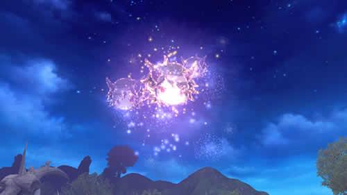 幻想神域、限定の幻神花火を手に入れよう!