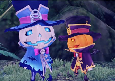 幻想神域_限定アバターやバフ付きアイテムが貰えるハロウィンイベント開催!