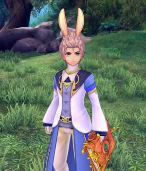 幻想神域_高級ふわふわウサギの耳