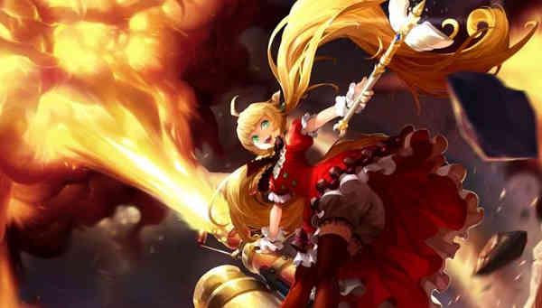 KRITIKA(クリティカ)、新キャラクター「魔法少女」を実装!記念イベント同時開催!