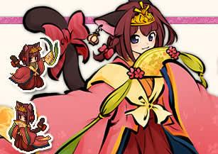 かくりよの門、ねこみみ式姫「砂華姫・茜」&「葉月獅子女」が手に入るキャンペーン実施!