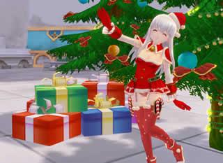 スカイ・ロア、「クリスマスイベント2014」&「ギルド応援キャンペーン第2弾」開催中!