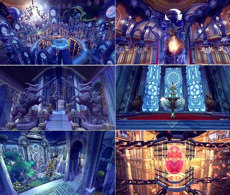 ハンターヒーロー_竜の聖殿