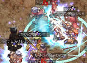 ラグナロクオンライン_戦闘シーン