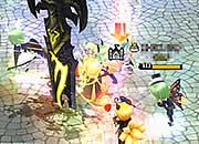 MazeMyth(メイズミス)_マニュアル戦闘